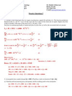 Practice Questions 5-Key