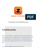 Zonal Places - Mobile App Geo-Enclosures