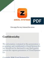 Zonal Places - Mobile App Geo-Enclosures