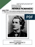Europa Si Neamu RoMANESC n.204 Iun89 Eminescu 100 Fondazione Europea Dragan