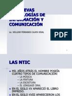Las NTIC - 2004-05.ppt