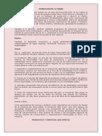 Actividad 1-Caracteristicas Entidad Financiera