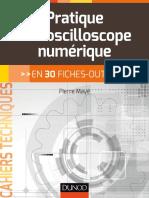 Pratique de l'Oscilloscope Numérique - En 30 Fiches-outils (Cahiers Techniques)