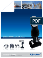 Katalog Customized Tools GB 2017