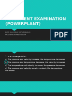 Assesment Exam(Powerplant)