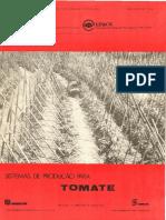 Sid Documentos 116 Sistemas de Producao Para Tomate Cdu 635 64