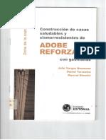 Manual de Adobe Reforzado