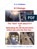 Dimitri Khalezov - 911thology - Third Truth 911 - Free 11 Chapters