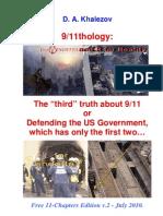 Dimitri Khalezov - 911thology - Third Truth 911 - Free 11 Chapters