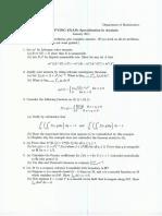Analysis (Specialization)