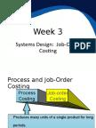 L3 - Job Costing