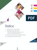 Conferencia de Prensa Resultados Educativos 2015