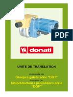 MAN18CF01 - Catalogue Commercial DGP-DGT - Français-CRYP DONATI