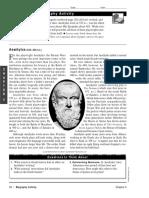 Aeschylus Greek Writer