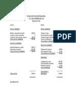 Estados Financieros de Proética al 31 de diciembre de 2016