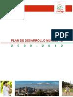 Plan de Desarrollo Municipal 2009 2012