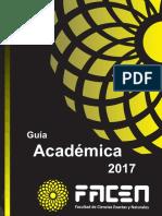 Guia Academica 2017