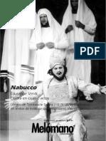 109. G. Verdi - Nabucco