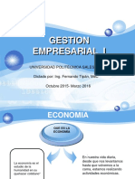 Gerencia Empresarial I