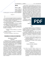 Dec Lei 143-2001 Art21 a 23 - Maquinas Brindes