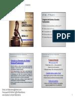Trf Tarde - Aula 02 - Direito Constitucional - 15.08.2016