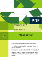 Recycling ppt