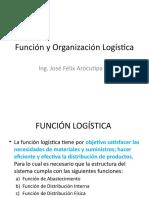 14Función y Organización Logística
