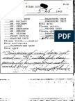 Frank Gannet's FBI File