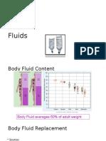 Fluids Nursing