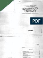 35917055 Manual de Redaccion e Investigacion Vertical