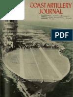 Coast Artillery Journal - Aug 1940