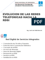 01. Evolución Del RDSI