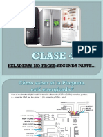 Clase 4-No Frost