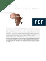 Enquadramento Dia de África