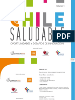 Estudio Chile Saludable Volumen I