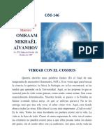 Vibrar Con El Cosmos OM146