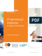 DMHQ DMI Diploma Brochure 2