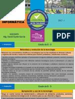 Clase 9 Estructura de Los Lineamientos 8 a 9
