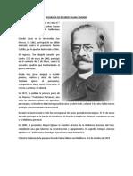 Biografía de Ricardo Palma Soriano