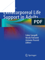Ecmo - Extracorporeal Life Support in Adults