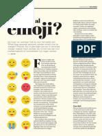 Spreek jij al Emoji?
