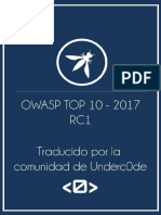 Owasp t10 - Rc1 - Underc0de