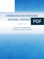 Cybersecurity Commission Report Final Post