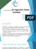 Análisis de Regresión Lineal Múltiple (1)