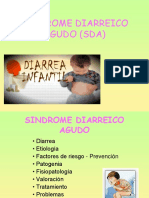 Sindrome Diarreico Hepatitis pediatria