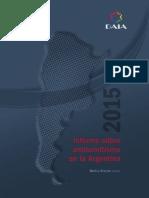 Informe Antisemitismo 2015 Web
