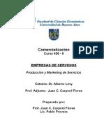 Producción&Marketing de Servicios