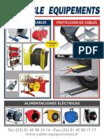 Catalogo Cable Equipment