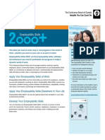 employabilty skills 2000
