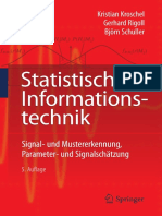 Statistische Informationstechnik